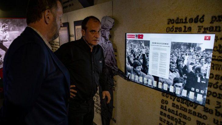 O czym Kukiz rozmawiał z prezydentem Raczyńskim?