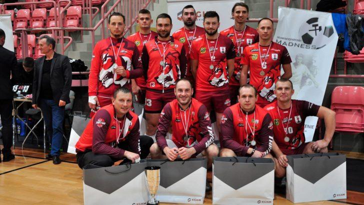 Srebrne krążki dla Tartan Volley Team
