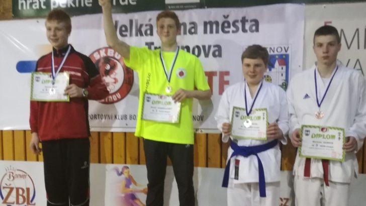 Międzynarodowy sukces karateki z Lubina
