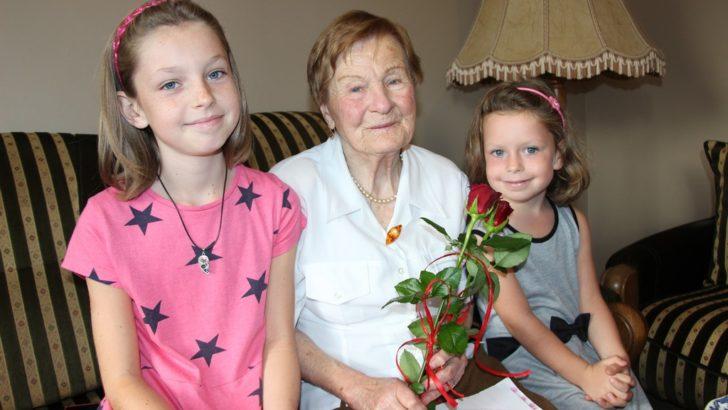 Świętuje 90. urodziny