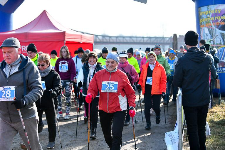 Impreza dla biegaczy i nordicowców