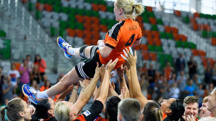 Kaja Załęczna zagrała ostatni mecz