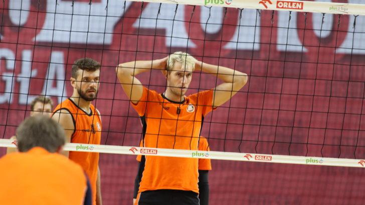 Pierwszy plusligowy mecz w Lubinie