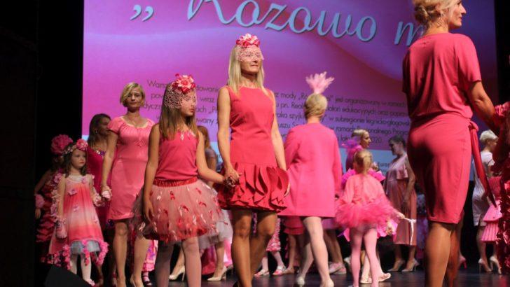 Muza w różowych barwach, czyli Powiatowy Dzień Zdrowia