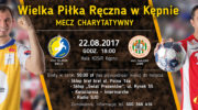 Mecz charytatywny z mistrzem Polski