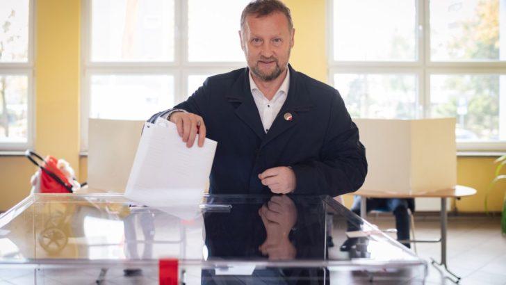 Raczyński wygrał, nie będzie drugiej tury (AKTUALIZACJA)