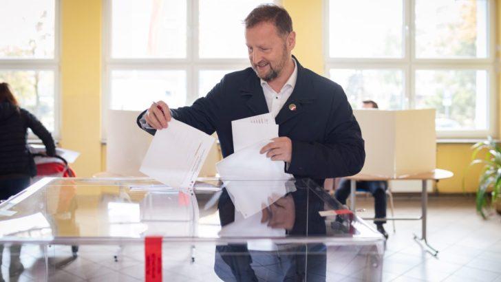 PKW oficjalnie: Robert Raczyński prezydentem Lubina
