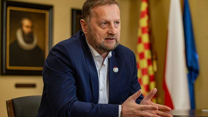 Raczyński: Polityka to tylko interesy. Musimy zadbać o Dolny Śląsk