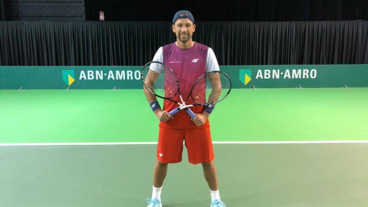 ATP Rotterdam: Kubot i Melo odpadają z turnieju
