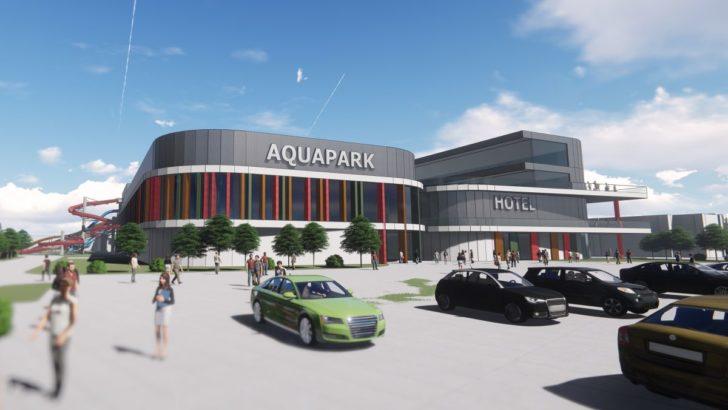 Aquapark: jesteście za czy przeciw?