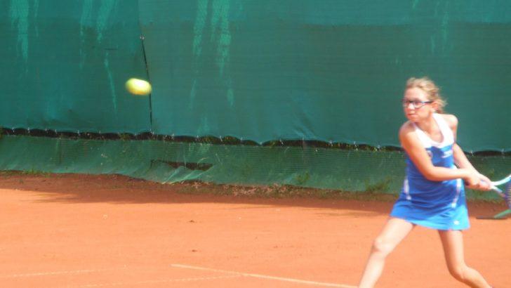 Świetny występ tenisistów w Zielonej Górze