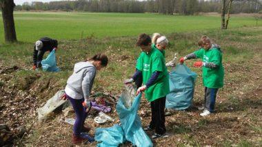 Wielka akcja sprzątania gminy Lubin