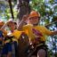 Dzieci z Lubina na wakacjach z muszkieterami
