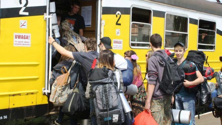 Pociąg na Woodstock zatrzyma się w Lubinie