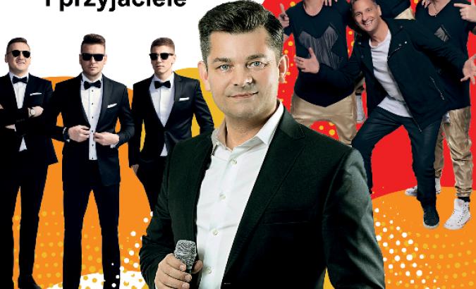Zenon Martyniuk wystąpi w lubińskiej hali