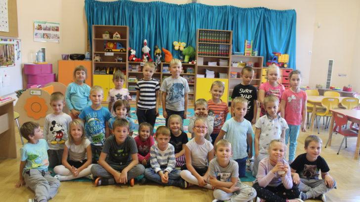 Zielone ABC: przedszkolaki na szlaku