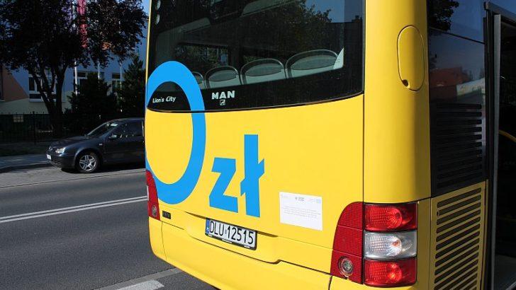 Problemy z e-rozkładem i informacją w autobusach