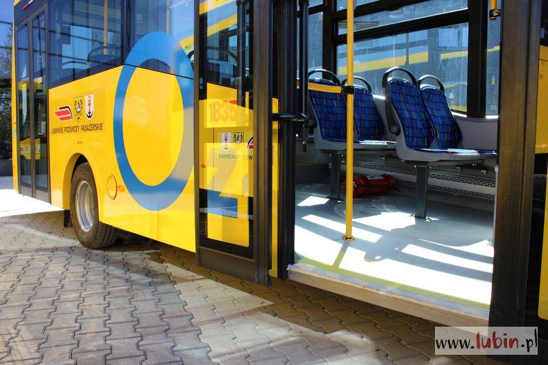 Propozycja do odrzucenia. Co z bezpłatnymi autobusami z Polkowic do Lubina?