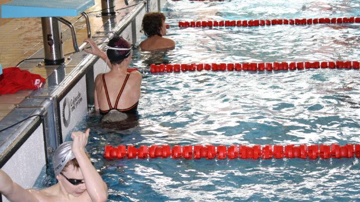 Przez cały dzień baseny kryte są darmowe