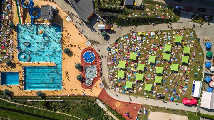 Oblężenie na basenie