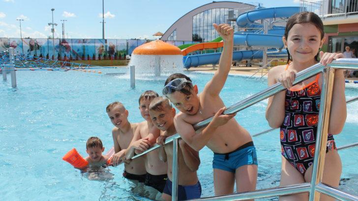 Dzień Dziecka za darmo na basenie