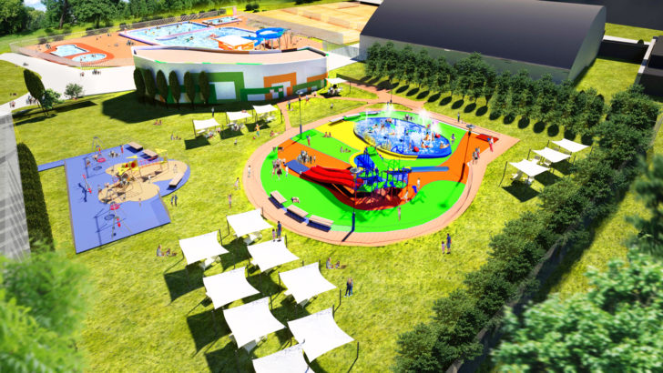 Rusza rozbudowa basenów odkrytych!
