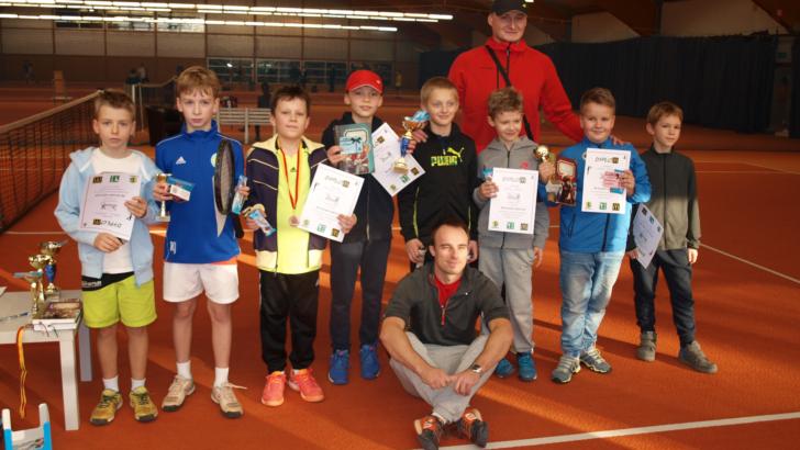 Zawodnik Top Tenis ponownie z medalem