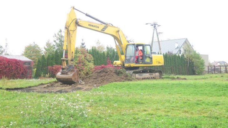 Ruszyła budowa boiska