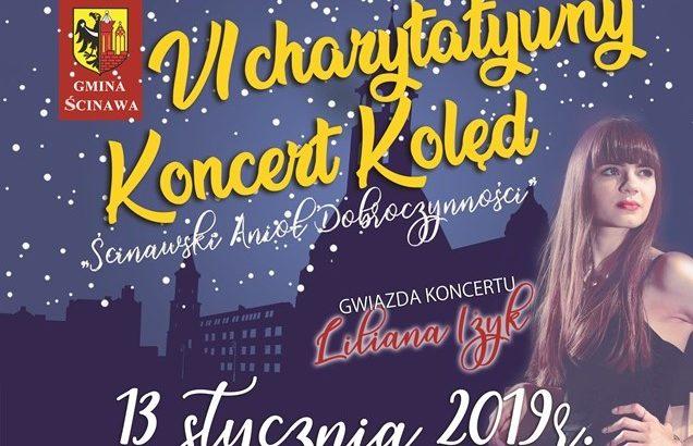 VI charytatywny Koncert Kolęd