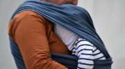O wychowaniu i noszeniu dzieci w chustach