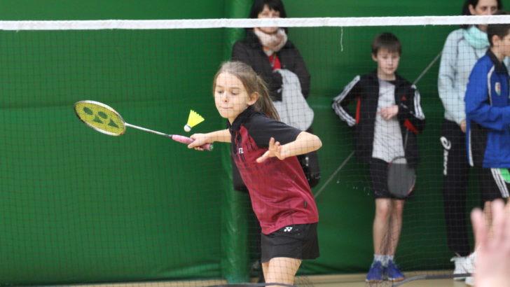 Badmintonowe mistrzostwa w Lubinie