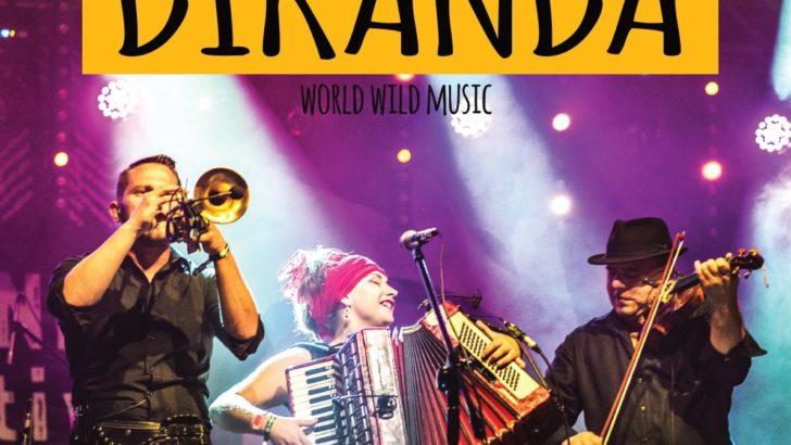 Żywiołowe spotkanie z muzyką świata