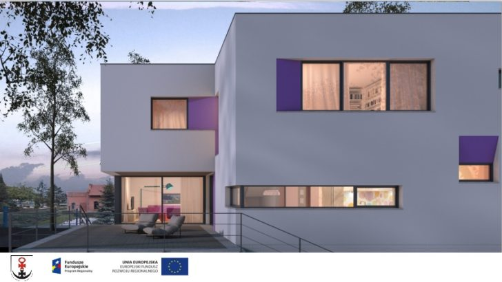 Rusza budowa modelowego domu dziecka
