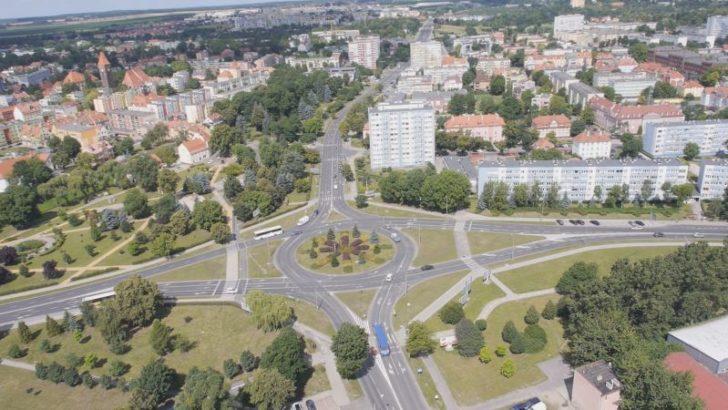 Jest już koncepcja przebudowy głównej arterii Lubina