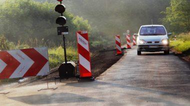Drogowe inwestycje w gminie Lubin