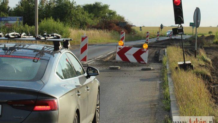 Droga zostanie tymczasowo zamknięta