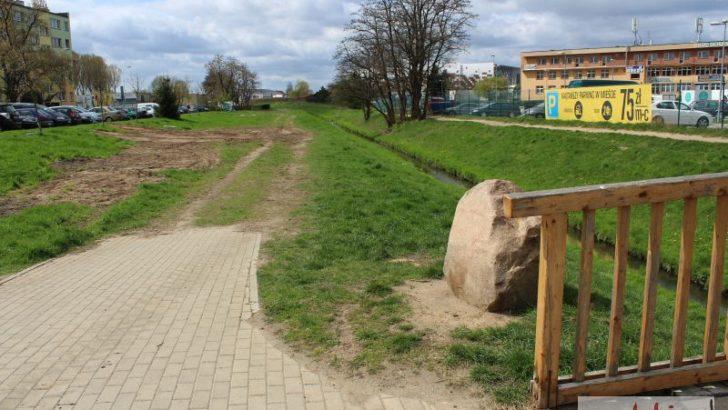 Nowa trasa rowerowa wzdłuż Baczyny