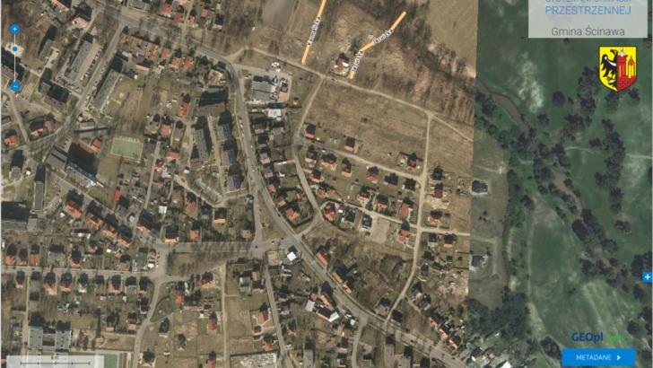 Nowe nazwy ulic w Ścinawie