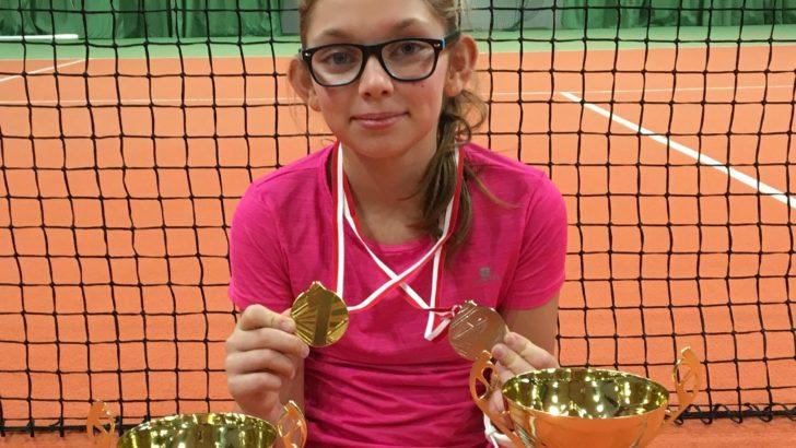 Doskonała puenta tenisowego sezonu