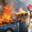 Strażacy, ogień i Kwiatkowski