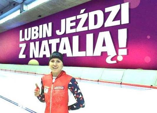 Lubin jeździ z Natalią!