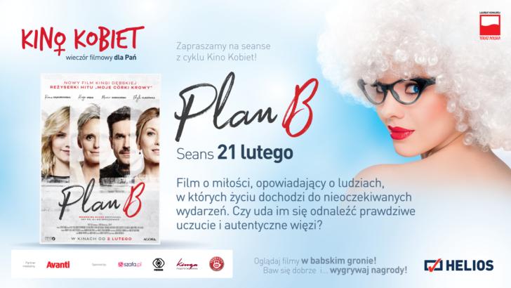 "Kino Kobiet i ""Plan B"""