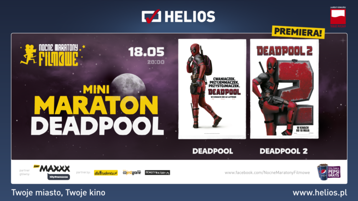 Wieczór z Deadpoolem