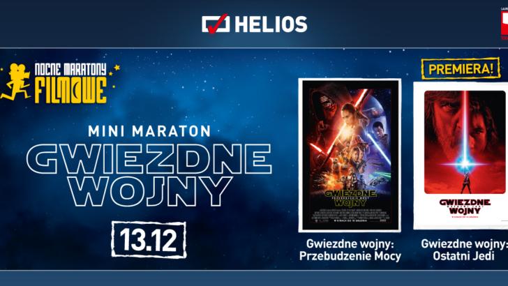 Minimaraton z Gwiezdnymi Wojnami