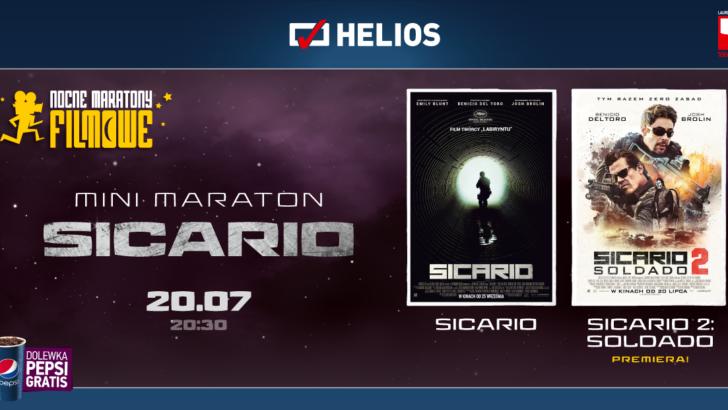 Maraton filmowy z kinem akcji