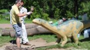 Dinozaury przechodzą metamorfozę