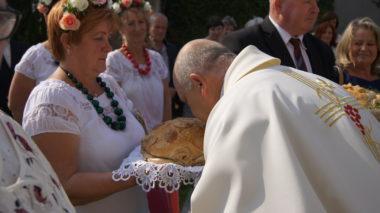 Święto dożynkowe w Przychowej