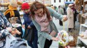 Wielkanocny jarmark po raz pierwszy w rynku