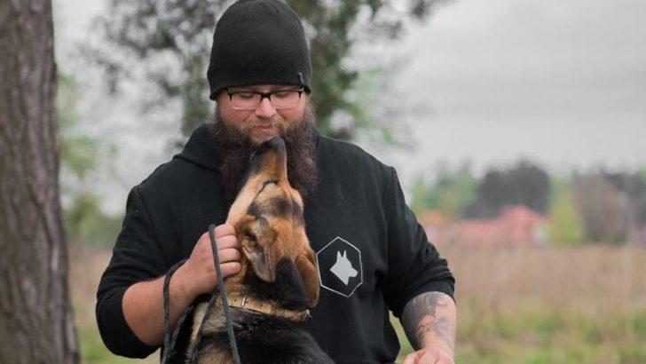 Chcą ratować psa, zbierają fanty