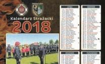 Strażacy przygotowali kalendarze